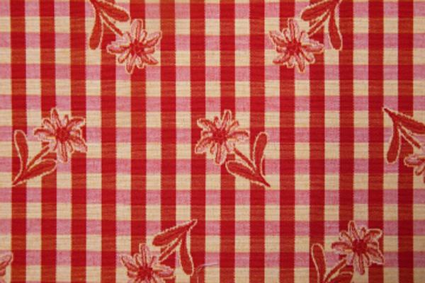 meterstoff edelweiss rot stoff alpin karola cassetta. Black Bedroom Furniture Sets. Home Design Ideas