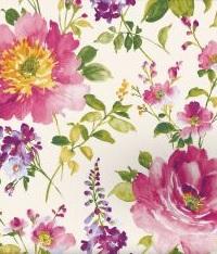meterstoff i love you stoff blumen pink pfingstrose la. Black Bedroom Furniture Sets. Home Design Ideas