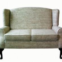 Ohrenbacken Sofa polstermöbel sessel sofas ein zweisitzer steen design la