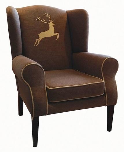 ohrenbackensessel solero erde polstersessel landhaus la cassetta. Black Bedroom Furniture Sets. Home Design Ideas