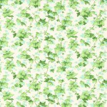 SANDERSON UK Stoff HEDERA green Efeu 1
