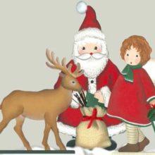 Landhaus Deko Weihnachten