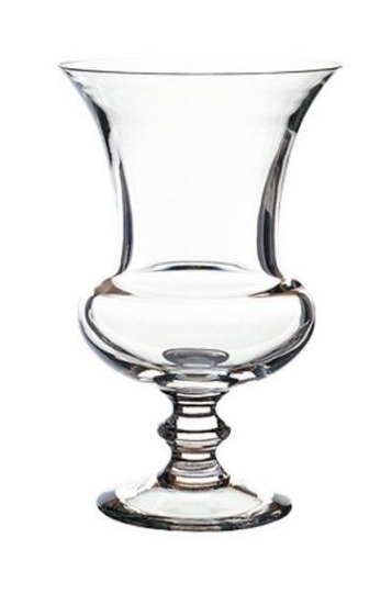 La Rochere Glas Windlicht Vase Gefäß urne gross MEDICIS
