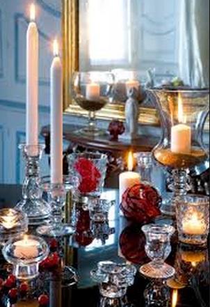 La Rochere Glas Windlichter Vasen Kerzen Deko Gefäße