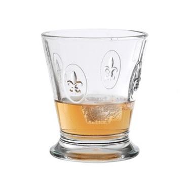 La Rochere Glas gobelet FLEUR DY LYS Lilie 2