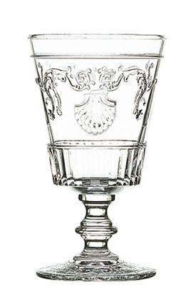 La Rochere Glas verre degustation Stielglas Weinglas Rotwein groß VERSAILLES La Cassetta