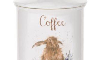 Royal Worcester WRENDALE Kaffeedose Aufbewahrungsdose COFFEE La Cassetta