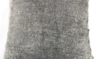 Kissenhülle FELL grau 45x45 Steen Design La Cassetta
