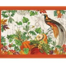 Tablett MICHEL DESIGN WORKS large Autumn Harvest