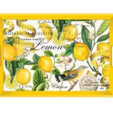 Tablett MICHEL DESIGN WORKS large Lemon Basil