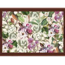 Tablett MICHEL DESIGN WORKS large Magnolia