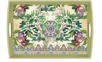 Tablett MICHEL DESIGN WORKS large Tuscan Grove