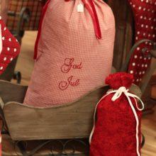 Stilvolle Verpackung für Weihnachtsgeschenke