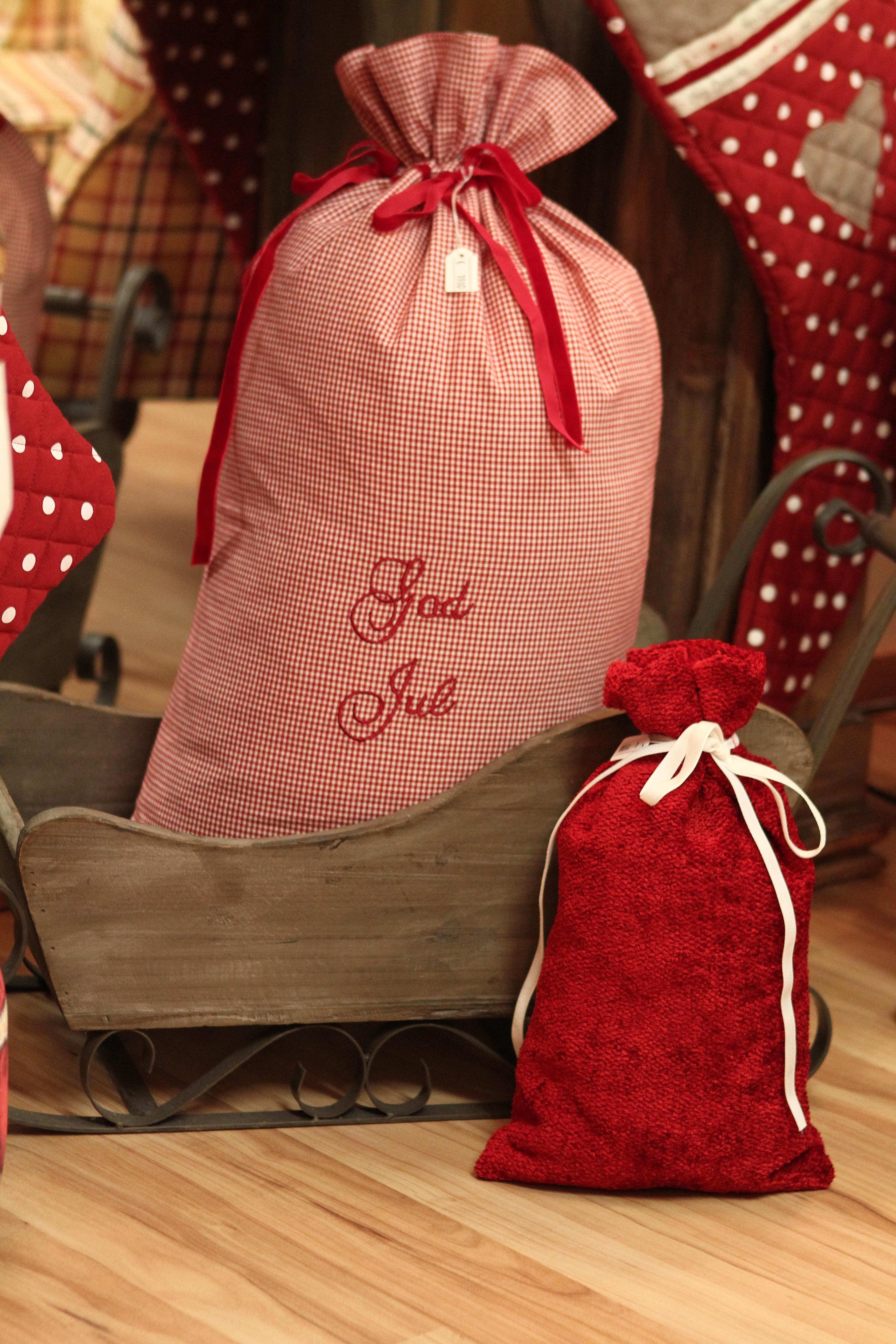 Stilvolle Geschenksverpackungen für Weihnachten La Cassetta