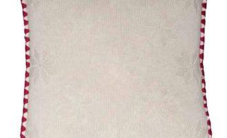Kissen Strick Kissenhülle HEIDI 35x35cm Lazis La Cassetta