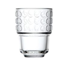 La Rochere Glas gobelet Wasser BOSTON RONDO stapelbar