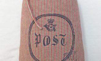 Sack POST Verpackung Weihnachtsgeschenke La Cassetta