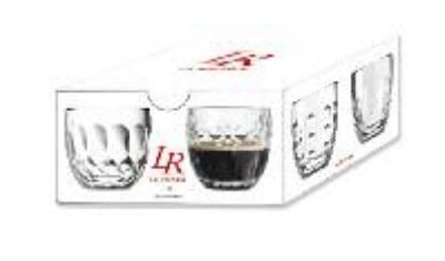 La Rochere Glas TROQUET Expresso 4 Espressotassen La Cassetta 3