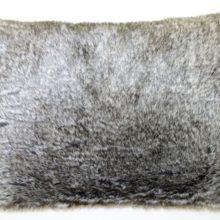 Steen Design Kissenhülle 40x25cm Fell KOALA grau La Cassetta