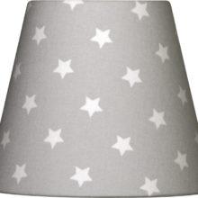 NORDIKA Lampenschirm glatt ASG W1 E14 Lieblingslampen Landhausstil La Cassetta