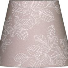 NORDIKA Lampenschirm glatt E14 ABC W1 Landhausstil Lieblingslampen La Cassetta