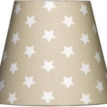 NORDIKA Lampenschirm glatt RSE W1 E14 Lieblingslampen Landhausstil La Cassetta