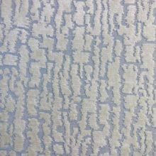Meterstoff STEEN DESIGN Shimmer Samt Labyrinth beige grau La Cassetta