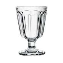 La Rochere ANJOU verre grand Glas auf Fuss La Cassetta
