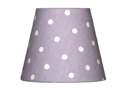 NORDIKA Lampenschirm glatt Landhausstil E14 PPL W1 La Cassetta