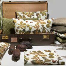 LAZIS Textilien Kissen Tischwäsche